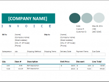 62 Format Company Sales Invoice Template PSD File by Company Sales Invoice Template