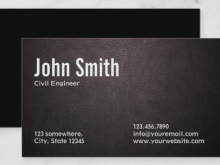 62 How To Create Business Card Template Engineering Maker by Business Card Template Engineering