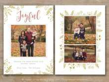 62 Printable Christmas Card Template With Photo Insert PSD File by Christmas Card Template With Photo Insert