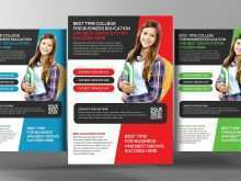 62 Printable Education Flyer Templates Photo for Education Flyer Templates