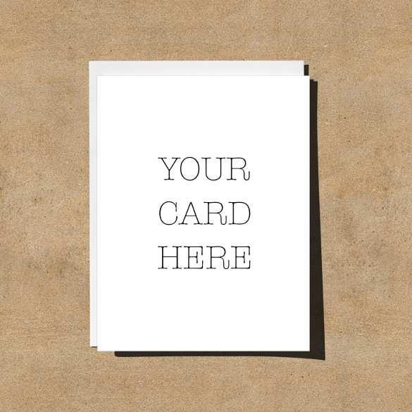 62 Printable Greeting Card Mockup Template Free Templates For Greeting Card Mockup Template Free Cards Design Templates