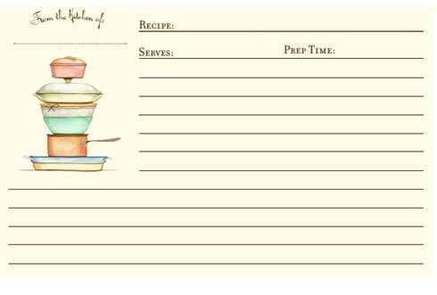 62 Visiting 3X5 Recipe Card Template Free With Stunning Design with 3X5 Recipe Card Template Free
