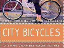 62 Visiting Bicycle Flyer Template Layouts by Bicycle Flyer Template