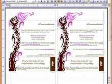 63 Best Create A Card Template In Microsoft Word Layouts by Create A Card Template In Microsoft Word