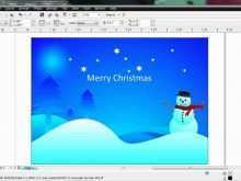 63 Blank Christmas Card Template Coreldraw in Photoshop with Christmas Card Template Coreldraw