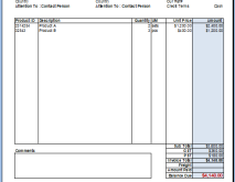 63 Blank Tax Invoice Template Pdf With Stunning Design with Tax Invoice Template Pdf