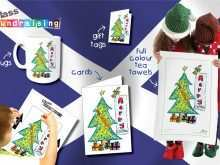 63 Christmas Card Template Class Fundraising With Stunning Design by Christmas Card Template Class Fundraising
