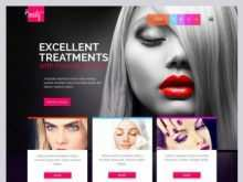 63 Create Beauty Salon Flyer Templates Free For Free with Beauty Salon Flyer Templates Free