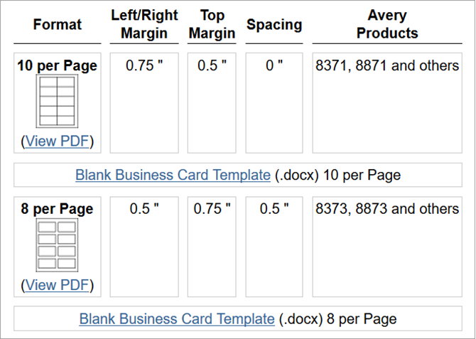 63 Create Business Card Templates In Word For Free with Business Card Templates In Word