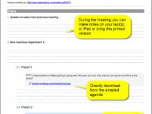 63 Create Meeting Agenda Checklist Template Maker for Meeting Agenda Checklist Template