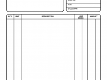 63 Creating Blank Invoice Template Online Photo for Blank Invoice Template Online