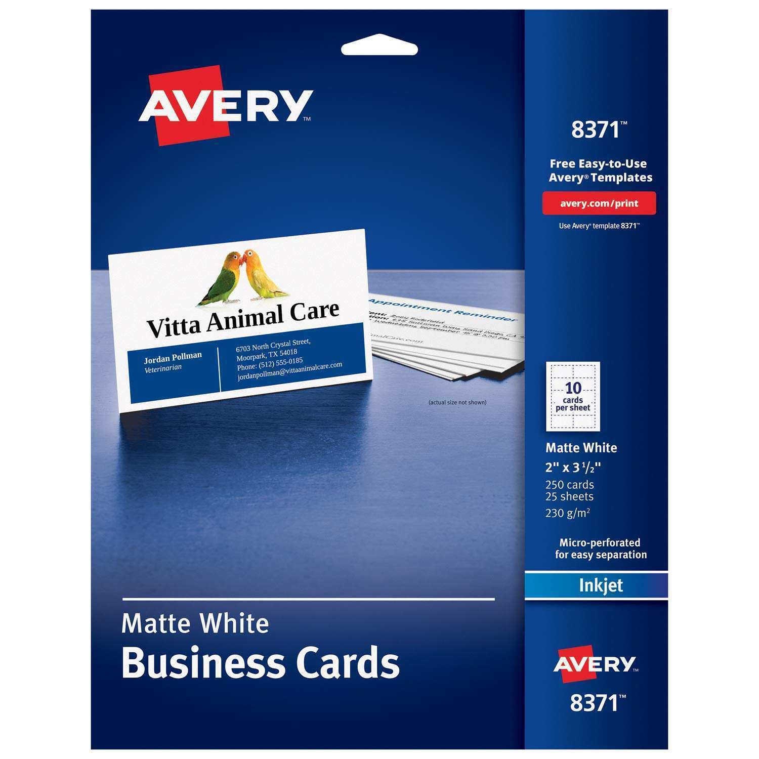 63 Creative How To Use Avery Business Card Template PSD File with How To Use Avery Business Card Template