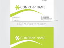 63 Customize Back Of Business Card Template PSD File by Back Of Business Card Template