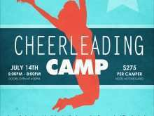 63 Customize Our Free Cheer Camp Flyer Template PSD File with Cheer Camp Flyer Template