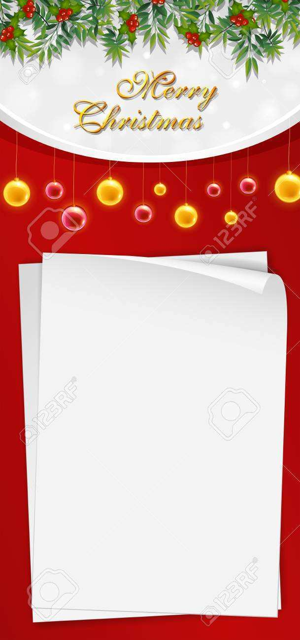63 Format Christmas Card Templates Blank For Free for Christmas Card Templates Blank