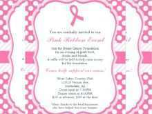 63 Free Breast Cancer Fundraiser Flyer Templates Maker by Breast Cancer Fundraiser Flyer Templates