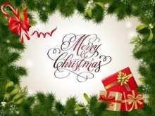 63 Free Printable Christmas Card Templates Illustrator Layouts by Christmas Card Templates Illustrator