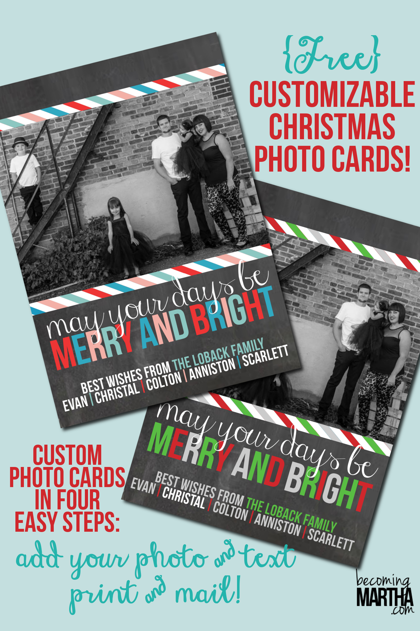 21 How To Create 21X21 Christmas Card Template Free Maker by 21X21 Within 4x6 Photo Card Template Free