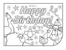 63 Online Birthday Card Templates Ks1 Templates by Birthday Card Templates Ks1