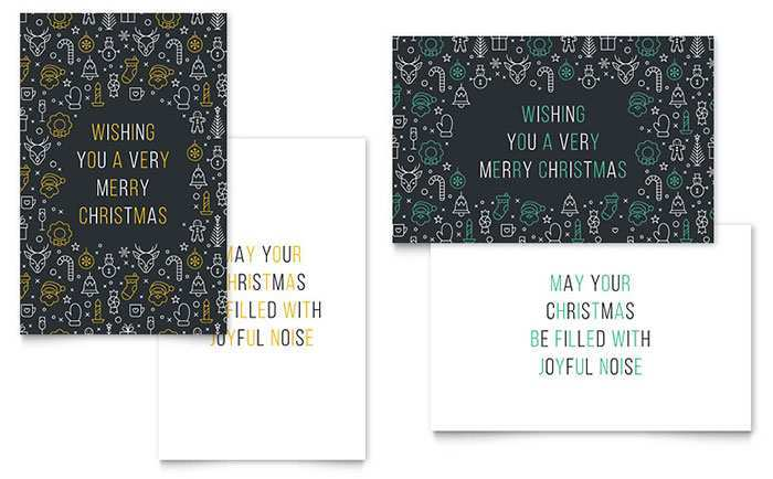 63 Online Christmas Card Templates For Word Maker for Christmas Card Templates For Word
