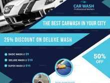 63 Printable Car Wash Flyer Template Free Download by Car Wash Flyer Template Free