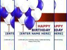 63 Standard Birthday Card Layout Microsoft Word With Stunning Design with Birthday Card Layout Microsoft Word