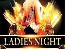 63 Standard Ladies Night Flyer Template Free in Photoshop by Ladies Night Flyer Template Free