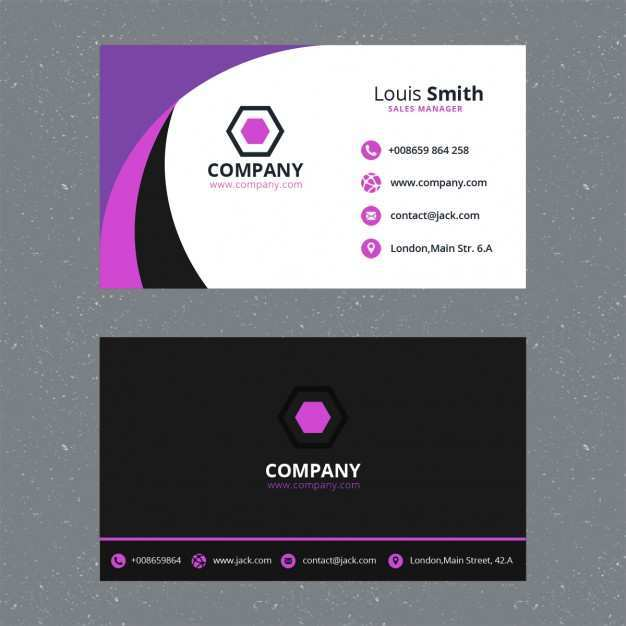 63 The Best Business Card Templates Com Formating by Business Card Templates Com