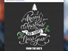 64 Adding Christmas Card Template For Email for Ms Word by Christmas Card Template For Email