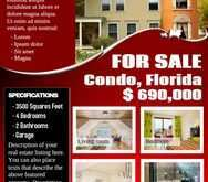 64 Adding Real Estate Flyer Templates Layouts by Real Estate Flyer Templates