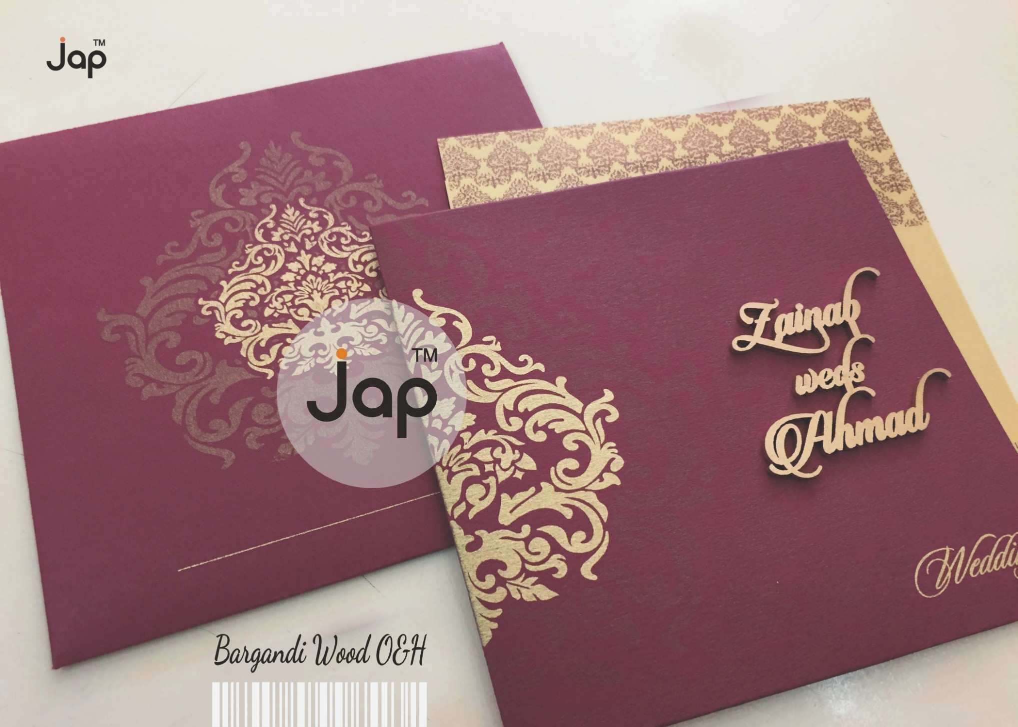 5 Best Wedding Card Templates In Pakistan for Ms Word with