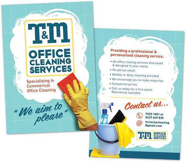 64 Blank Cleaning Services Flyer Templates For Free with Cleaning Services Flyer Templates