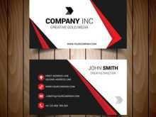64 Create Black Business Card Template Illustrator Maker for Black Business Card Template Illustrator