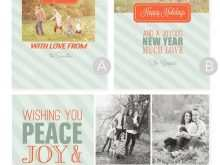 64 Creating Christmas Card Templates Multiple Photos Maker for Christmas Card Templates Multiple Photos