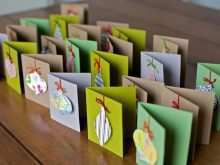 64 Creating Homemade Christmas Card Templates Maker with Homemade Christmas Card Templates