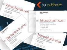 64 Creative Business Card Design Templates India Maker by Business Card Design Templates India