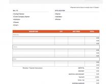 64 Customize Construction Invoice Template Doc With Stunning Design for Construction Invoice Template Doc