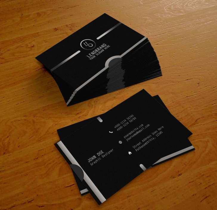 64 Customize Our Free Business Card Templates Dj Free PSD File with Business Card Templates Dj Free