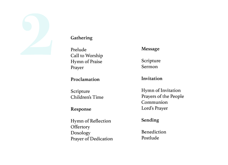 64 Customize Our Free Church Service Agenda Template Now for Church Service Agenda Template