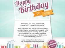 64 Customize Our Free Happy Birthday Business Card Template Now by Happy Birthday Business Card Template