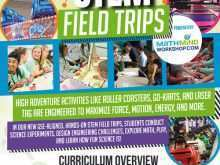 64 Format Field Trip Flyer Template Formating for Field Trip Flyer Template