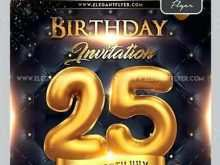 64 Free Birthday Invitation Flyer Template for Ms Word with Birthday Invitation Flyer Template