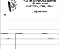 64 Free Printable Appliance Repair Invoice Template Photo by Appliance Repair Invoice Template