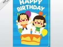 64 Free Printable Birthday Card Template Adobe Formating by Birthday Card Template Adobe