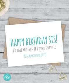 image relating to Printable Birthday Cards for Sister identified as 64 Cost-free Printable Birthday Card Templates For Sister Types