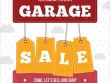 64 Free Printable Garage Sale Flyer Template With Stunning Design with Garage Sale Flyer Template