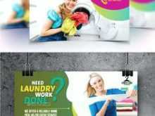 Ironing Service Flyer Template