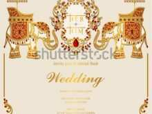 Wedding Card Templates India