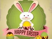 64 Printable Free Easter Bunny Card Templates Maker by Free Easter Bunny Card Templates