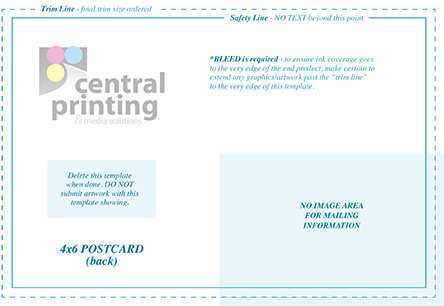 64 Report 4X6 Postcard Template Pdf in Word for 4X6 Postcard Template Pdf
